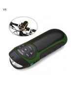 Ivation Bike Bluetooth Speaker Sports Recharge ... - $72.86