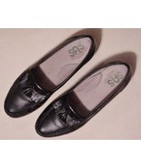 NEW Womens SAS Loafers Low Heel Black Size 10 N... - $39.95
