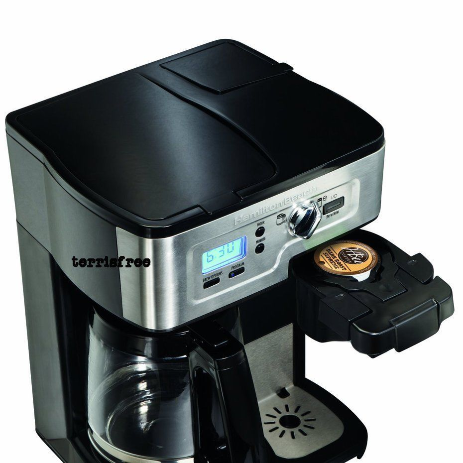 Coffee Maker Brew Single Cup Pot K Cup Keurig Carafe thermos mug ground drip - Coffee Makers ...