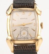 Men's Benrus 10k Gold Filled Shock-Absorber Han... - $237.60