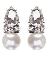 ACCESSORIESFOREVER Women Bridal Wedding Jewelry... - $7.10