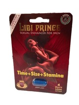 Libi Prince Sexual Male Enhancement Sex Libido ... - $24.99