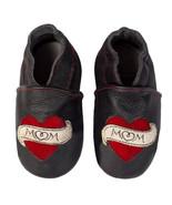 Tattoo Flash Heart Mom Baby Sourpuss Crib Shoes... - $17.14