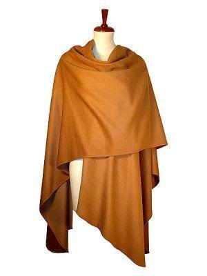 Cape,wrap made with Babyalpaca wool