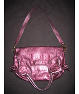 Foley and Corinna metallic purple Mini City Tot... - $69.50