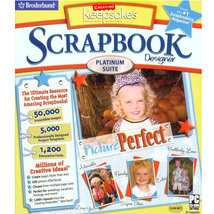 Software PC Creating Keepsakes Scrapbook Design... - $22.00