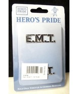 EMT Collar Pin Set Nickel 1/2