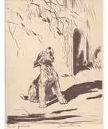 Diana Thorne 1935 Prince of Wails Fox Terrier b... - $24.99