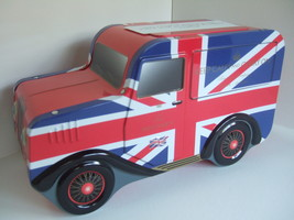 English Tea Truck Tin is for Sale ~ including t... - $38.00