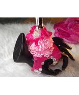 Dezine-A Nail Polish Holder (Pink Ruffles) - $19.99