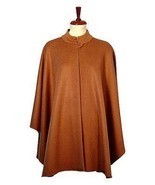 Brown Poncho Cape,made of  Babyalpaca wool - £236.93 GBP