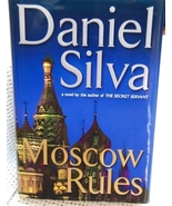 Moscow Rules by Daniel Silva (Book) - $6.00