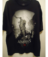 Assasin's Creed III Men's T-shirt Size XL - $14.99