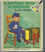 A SUITCASE WITH A SURPRISE-Miss Frances Ding Do... - $19.99