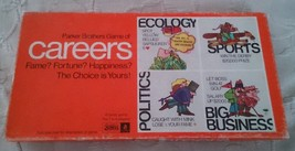 Vintage 1971 Parker Brothers Game of Careers Fa... - $37.39