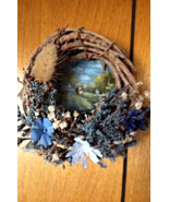 Collectible Hand Painted Summer Mini Sawblade W... - $25.00