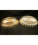 2 Mirro Aluminum Jello Molds + 1 Copper Mold Ov... - $20.00