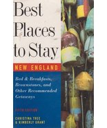 Best Place to Stay   New England   Bed & Breakf... - $7.00