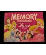 Disney Milton Bradley Memory Game Princess Edit... - $20.00