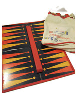 Magnetic Backgammon Board ONLY Game Executive G... - $20.00