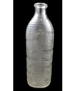 Ovale Nurser Non-Rolling Glass Infant Baby Bott... - $20.00
