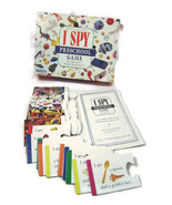 I Spy Preschool Educational Matching Game Toy P... - $20.00