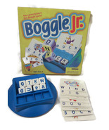 Parker Brothers Boggle Jr Preschool Word Game A... - $20.00