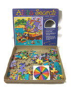 Alpha Search 100 Pc Jigsaw Puzzle Word Game Pir... - $20.00