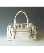 Authentic Dolce Gabbana Miss Easy Way White Lea... - $85.00