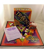 Best Of Tribond Board Game Complete 2001 Creati... - $25.00