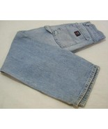 Boy's Light Blue Denim Jeans Wrangler Hero Carp... - $20.00