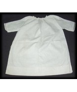 Dress Gown Infant Christening White Lace Trim B... - $65.00
