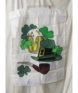 House Garden Decorative Flag St. Patrick's Day ... - $18.00