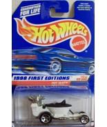 Hot Wheels Mattel Wheels Hot Seat 1998 First Ed... - $9.99