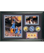 Dwight Howard 2009 All Star Game Used Net and 2... - $135.58