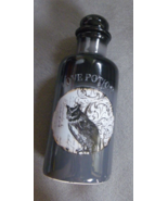 Gothic Love Potion Bottle Halloween Black with ... - $5.99