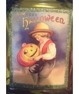 Halloween Potion Bottle Ornament Vintage-look P... - $6.99