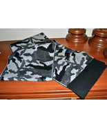 NWT $88 Michael Kors Cammo Print Soft Knit Wool... - $37.14