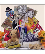 Pamper Your Pooch! Pet Dog Gift Basket - Great ... - $45.58