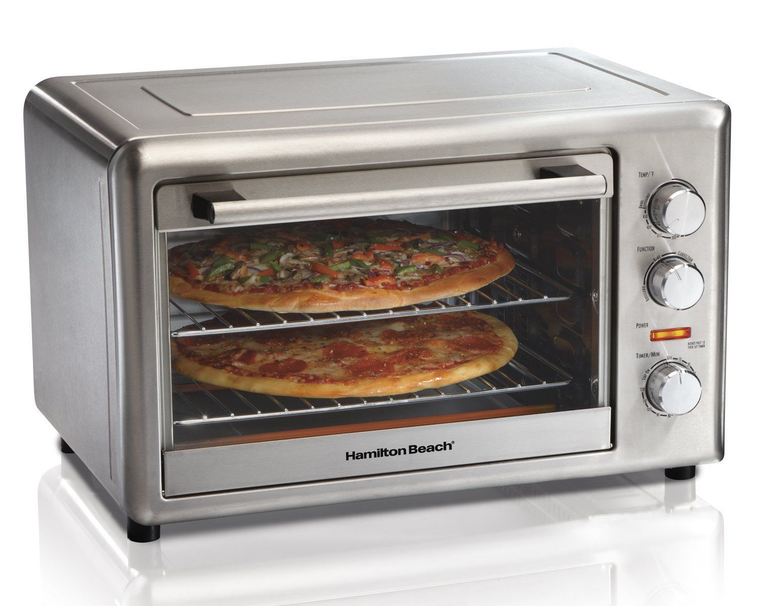 convection oven cake