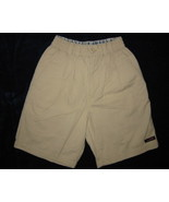 Bugle Boy Khaki Shorts Small 22/23 Waist - $3.00