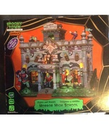 Lemax Halloween Spooky Town animated Horror Hig... - $79.99