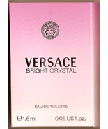 Versace Bright Crystal Eau de Toilette1.6ml Sample - $4.00