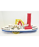 IDEAL TOYS 1950's MISSISSIPPI SHOW BOAT 1950's ... - $64.99