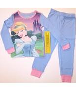 NWT Disney Castle Cinderella Girl's 100% Cotton... - $7.99