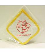 REDDY KILOWATT MAGNETIC POT HOLDER HOT PAD PREM... - $14.99
