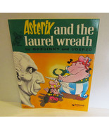 ASTERIX AND THE LAUREL WREATH BY GOSCINNY AND U... - $12.99