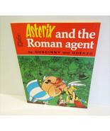 ASTERIX AND THE ROMAN AGENT GOSCINNY AND UDERZO... - $12.99