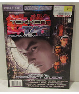 TEKKEN TAG TOURNAMENT OFFICIAL PERFECT STRATEGY... - $11.99