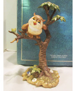WDCC BAMBI FRIEND OWL WHAT'S GOING ON AROUND HE... - $84.99